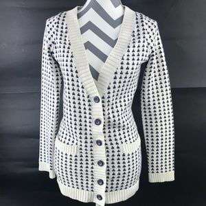 Coincidence & Chance V Neck Button Cardigan